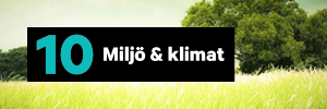 Miljö & klimat
