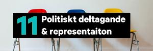 Politiskt deltagande & representation